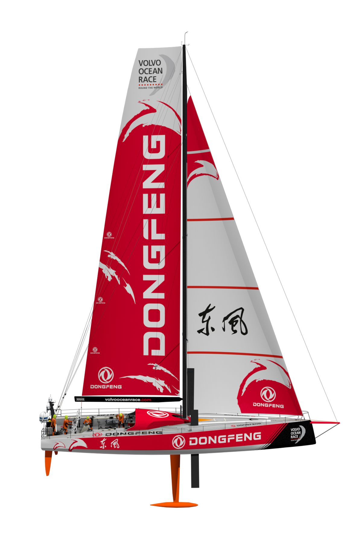 Dongfeng Race Team - Volvo Ocean Race 2017-18